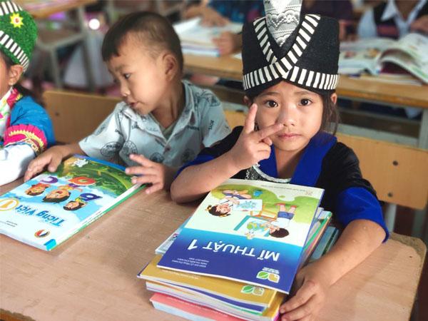 Nỗ lực đảm bảo đủ sách giáo khoa trong năm học mới