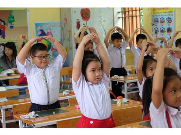 Buổi học đầu tiên của học sinh lớp 1 mới ra sao?
