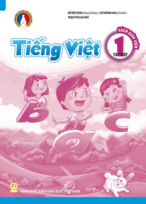 Tiếng Việt 1 - Tập 1